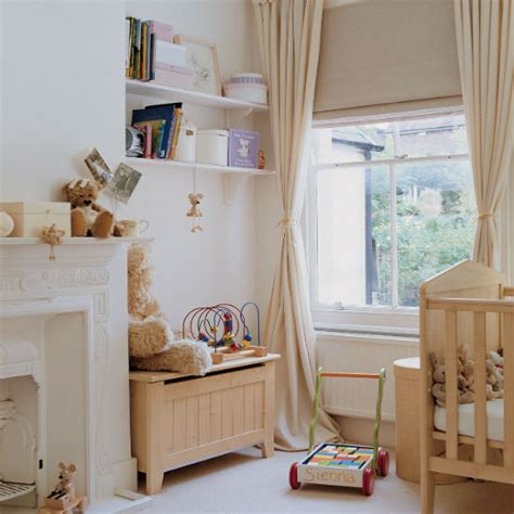 How To Decorate A Nursery Nursery Decorating Ideas Ideal Home
