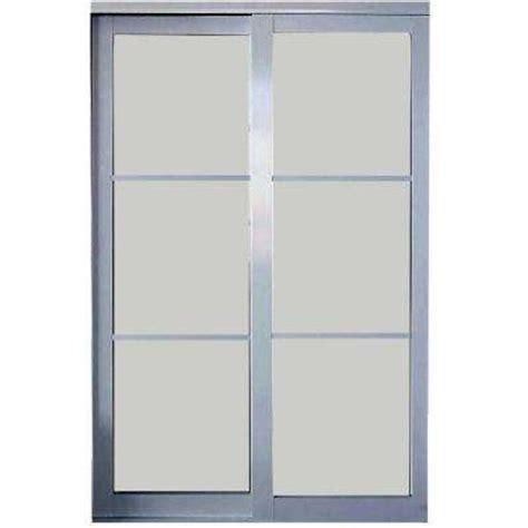 closet sliding doors home depot 124 sliding doors interior closet doors the home depot