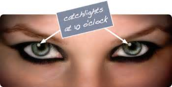 Eye Lighting Careers An Introduction To Catchlights