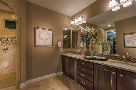 model home bathrooms pulte homes quot celebration quot model home vail arizona
