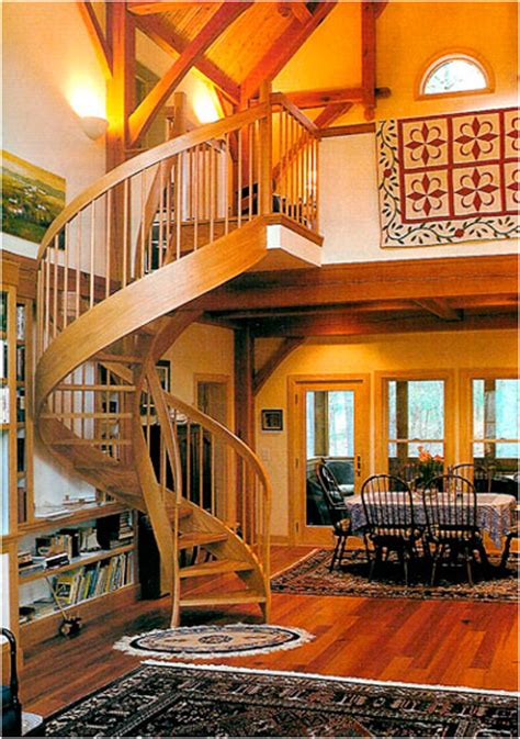 Form Decor Spiral Stairs And Staircases Custom Wood Circular