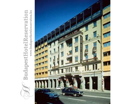best western hungaria budapest grand hotel hungaria budapest