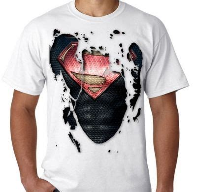 Kaos 3d Cyborg Superman Big Size kaos 3d superman of steel 2 kaos premium