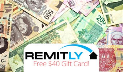 Remitly 40 Gift Card India - remitly promo code link get a free 40 gift card bonus