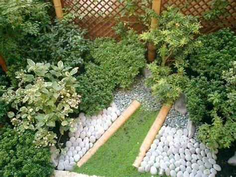 esempi di giardini piccoli giardini in terrazza progettazione giardini come