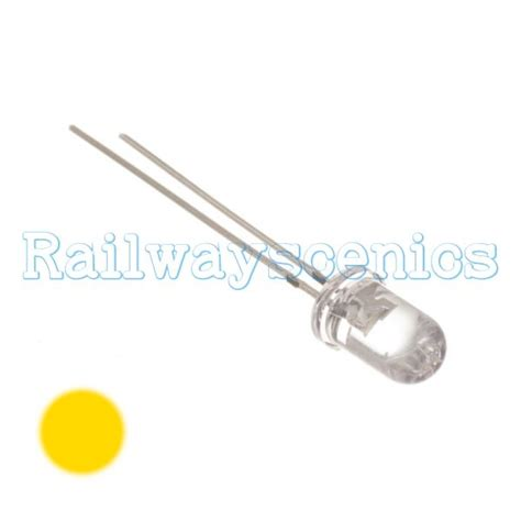 yellow led resistor 3mm top yellow flickering led resistor required railwayscenics