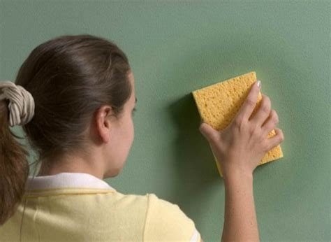 how to remove water stains from painted walls how to clean walls bob vila