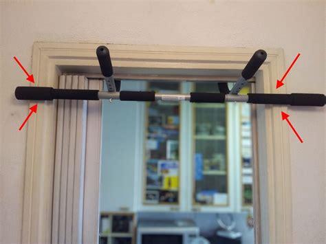 barra trazione porta trazioni alla sbarra in casa iron e barra fissa