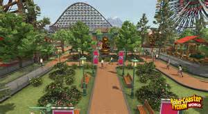 World Roller Coaster Rollercoaster Tycoon World Adds What Fans Want
