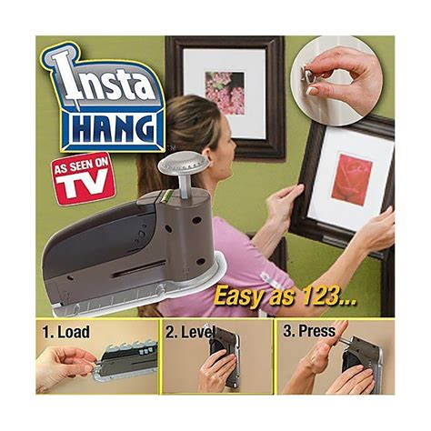 Insta Hang As Seen On Tv insta hang hanging system as seen on tv