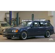 Is The 1987 Mercedes Benz AMG Hammer Coolest