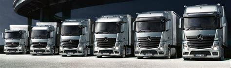 Mercedes Commercial Trucks by New Trucks Intercounty Truck Mercedes