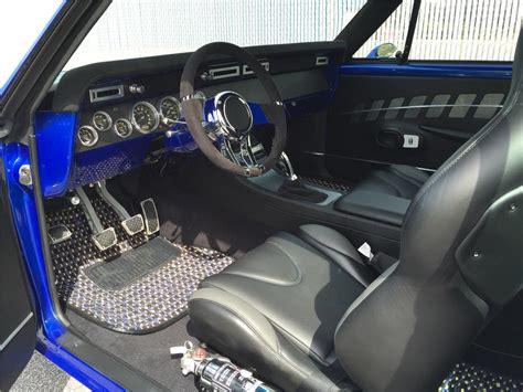 Custom Interior Door Panels 1967 Chevrolet Chevelle Ss Custom Pro Touring Custom