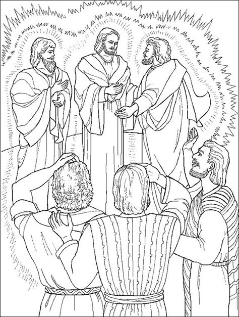 coloring pages jesus trial jesus on trial page coloring pages