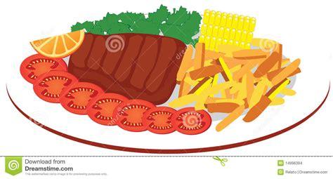 Plate Of Food Clipart plate of food clipart clipart suggest