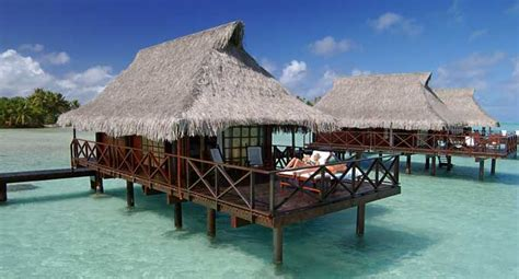 fiji bungalows south pacific overwater bungalows photo