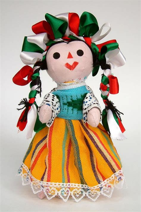 traditional mexican rag dolls 17 best images about folk dolls mexico on