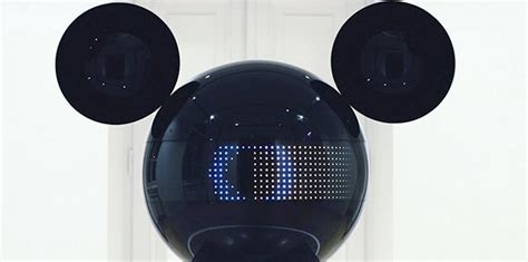 mickeyphon kinetic audio visual installation inspired by