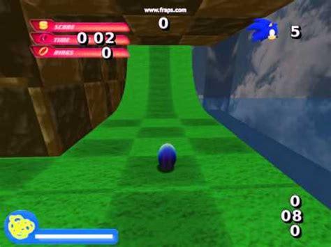 sonic fan games download sonic generations fan game 3d demo read description