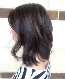 white chocolate hair color best 25 chocolate brown highlights ideas on