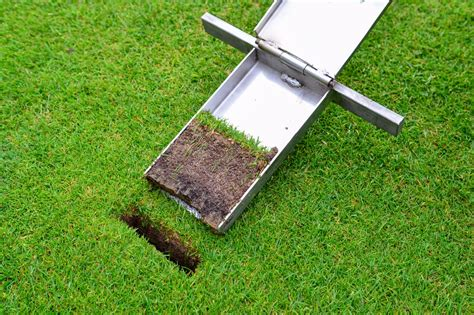 professional manual tools for lawn for aerator probe