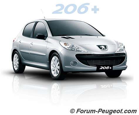 peugeot made in peugeot 206 quot plus quot le low cost made in france forum