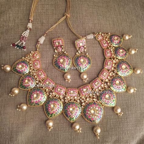 Indian Handmade Jewellery - 623 best images about indian wedding jewelry on