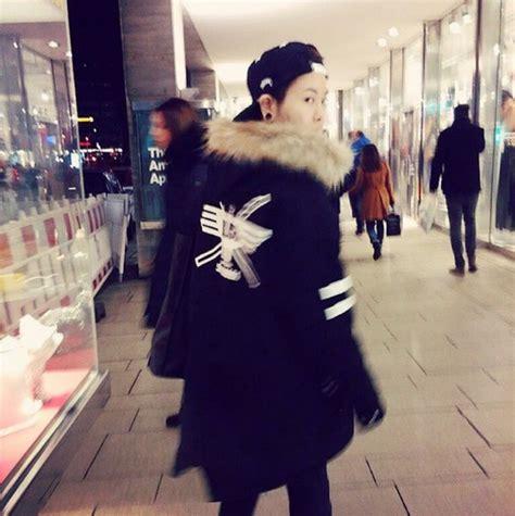 Jaket Parka Korean Style jacket hip hop ulzzang ulzzang boy parka parka