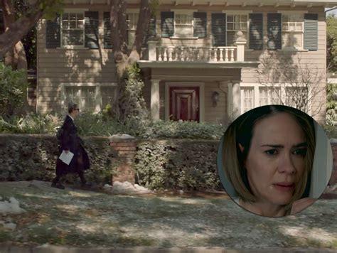 cult house why sarah paulson s american horror story cult house looks so familiar to horror movie fans