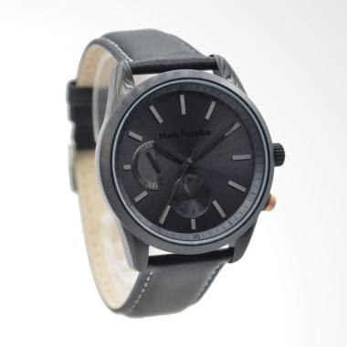 Jam Tangan Wanita Pria Hush Puppies Leather Lig Murah 1 jual hush puppies analog jam tangan pria black hp 7152m 2502 harga kualitas