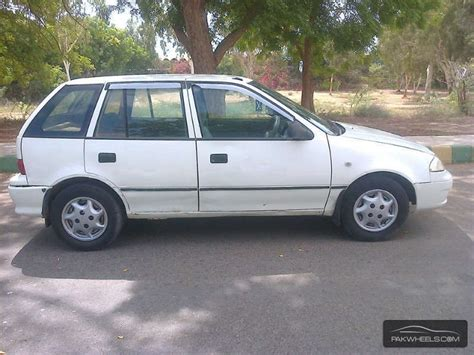 Used Suzuki Cultus Cultus For Sale In Karachi Pakwheels