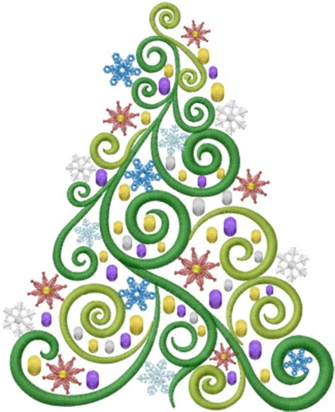 embroidery design viewer free download swirl christmas tree embroidery designs machine