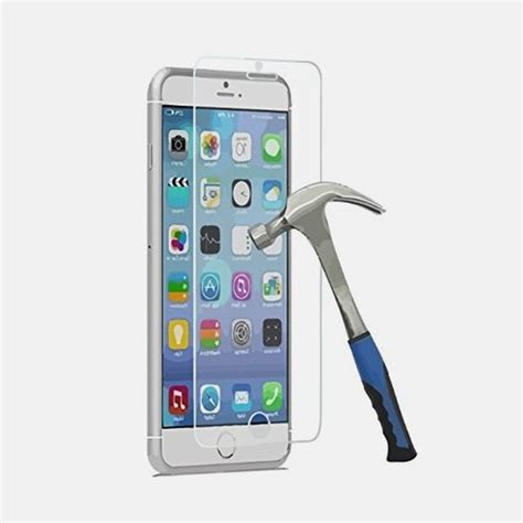 Lumee For Iphone 6 Plus Free Tempered Glass Premium iphone 6 and 6 plus tempered glass agazoo