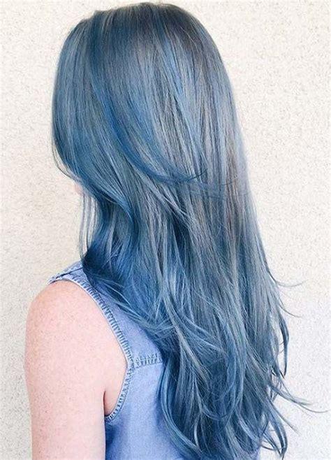 blue ash color 1000 ideas about blue hair colors on pinterest blue