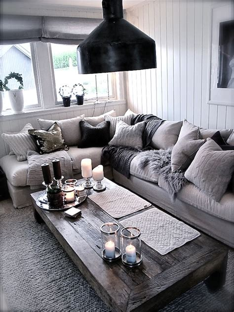 cozy living room decor pinklet and c cozy grey