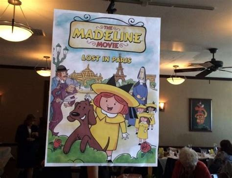 "Madeline Lost In Paris / Baby Shower ""Little Miss Mac's"
