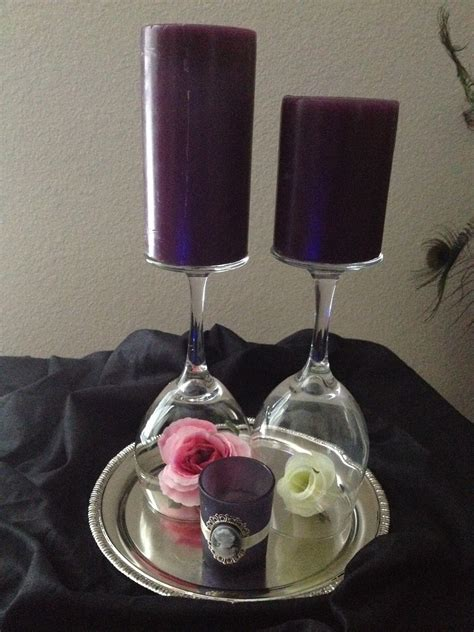 wine glass centerpieces for weddings miriam ackerman events simple wine glass centerpiece decor for your wedding or event