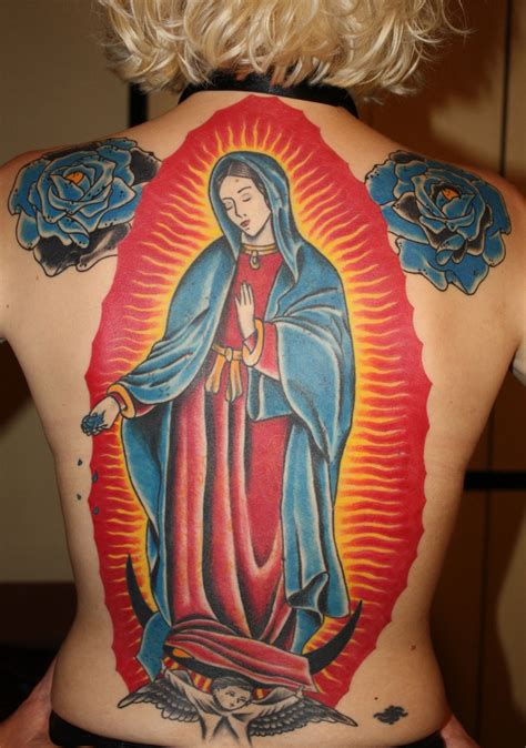 lady of guadalupe tattoo virgen de guadalupe la virgen