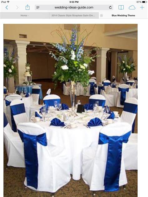 royal blue wedding ideas blue wedding receptions