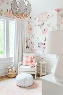 Flower Fairies Wall Stickers in the nursery with monika hibbs project nursery