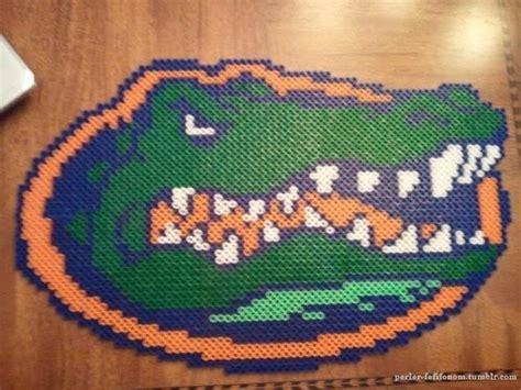 alligator bead pattern florida gators florida and logos on