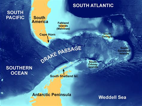 south america map passage float no 1901227