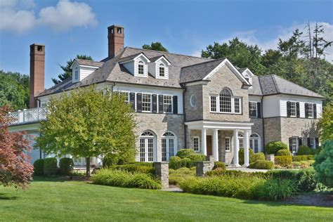 Colonial Foyer by Estate Of The Day 11 8 Million Timeless Elegance Meets