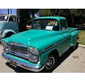 59 Chevrolet Apache  Cool Cars And Trucks Pinterest