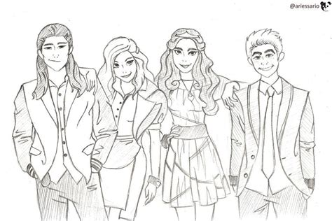 coloring pages the descendants evie disney descendants coloring pages coloring pages