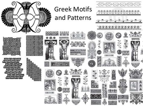 greek motifs greek motifs and patterns