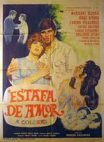 peliculas de jorge rivero estafa de amor movie poster cartel de la pel 237 cula