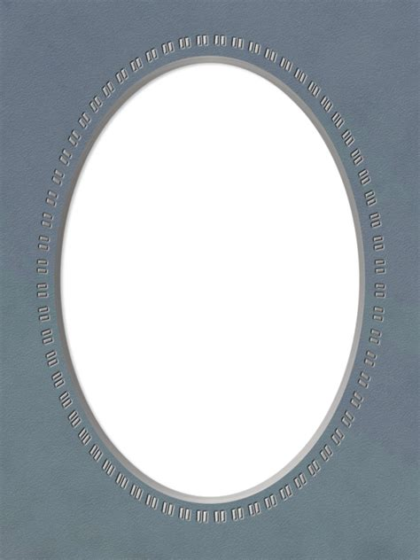 presentation photo frames tall oval mat style 31