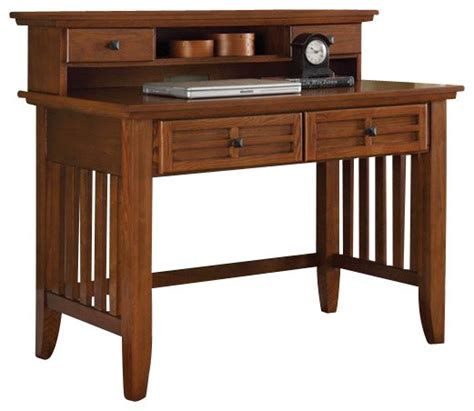 Home Styles Arts And Crafts Student Desk And Hutch Student Home Desk