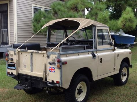 1970 land rover for sale 1970 land rover series 2a for sale land rover other 1970